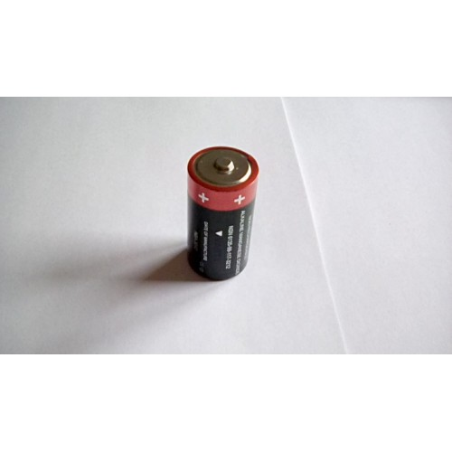 GENUINE ISSUE MILITARY 1.5V BATTERY  AMD LR14 NON RECHARGEABLE